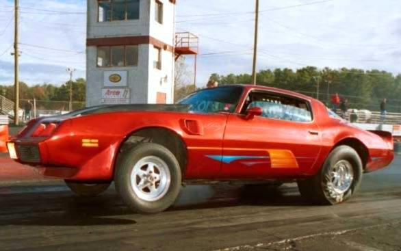 1979 Super Pro Trans Am