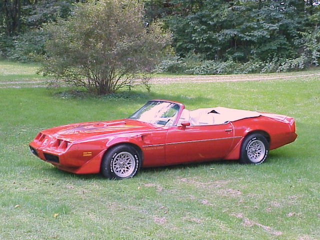 Red 80 Trans Am 96098 Bytes