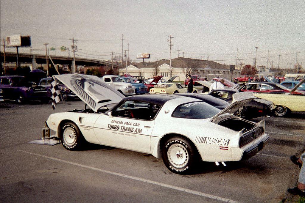 The 1981 L.E. Nascar Pace Car Turbo Trans Am