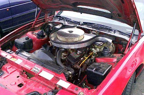 Used Cars Rock Hill Sc >> TBI cold air intake??? - Third Generation Pontiac Firebird (1982 - 1992) - Firebird Nation