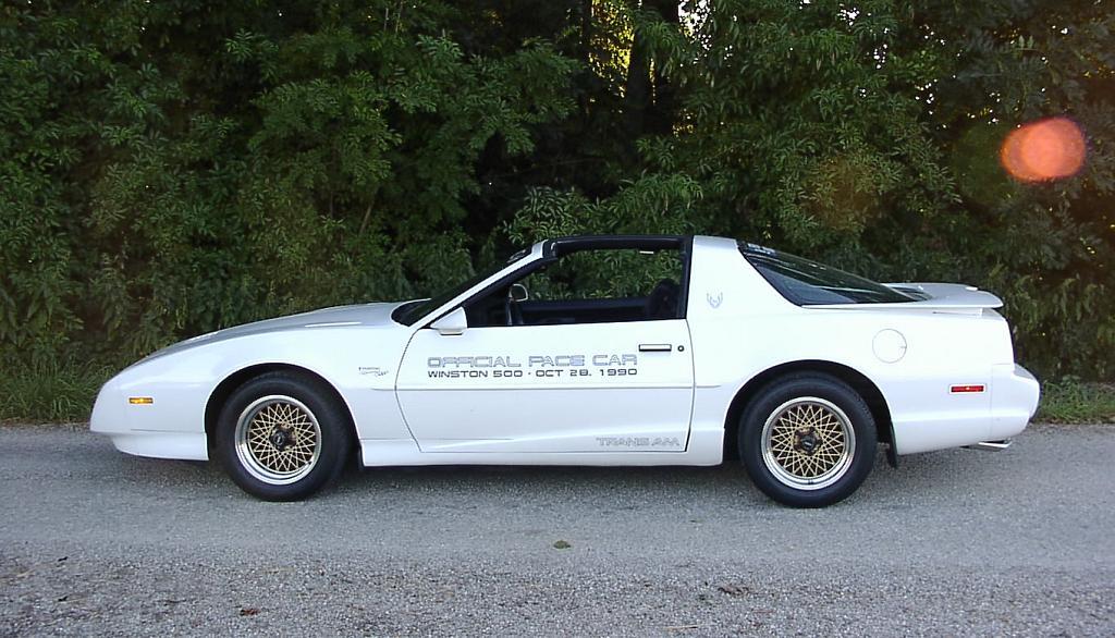 Ta on 91 Pontiac Firebird Parts