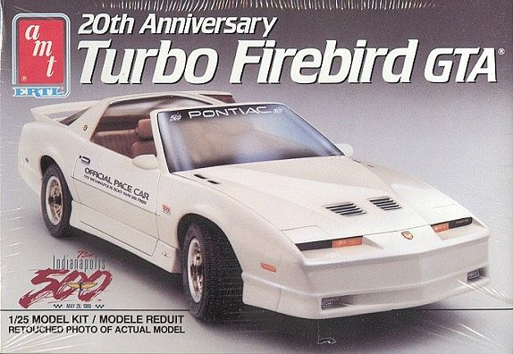 Image result for mpc turbo trans am pace car