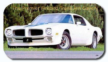 The Premier Firebird Trans Am Gallery